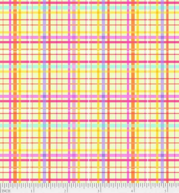 Fresh Country 213 Spring Plaid