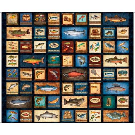 Fresh Catch 27203-N Panel
