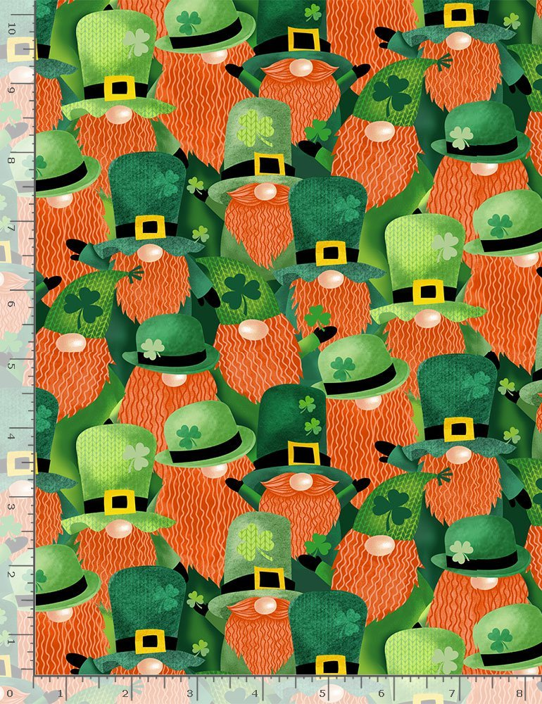 Lucky Guy C8332 Packed Leprechauns