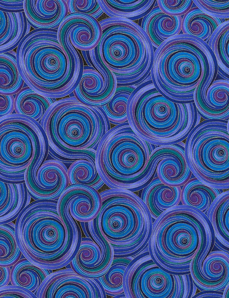 Geo Circles CM6098 Purple