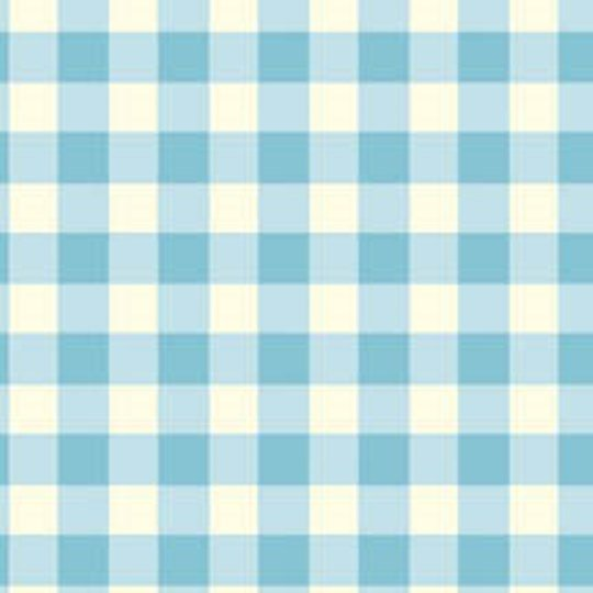 Gingham Home to Roost 8HD 4 Blue