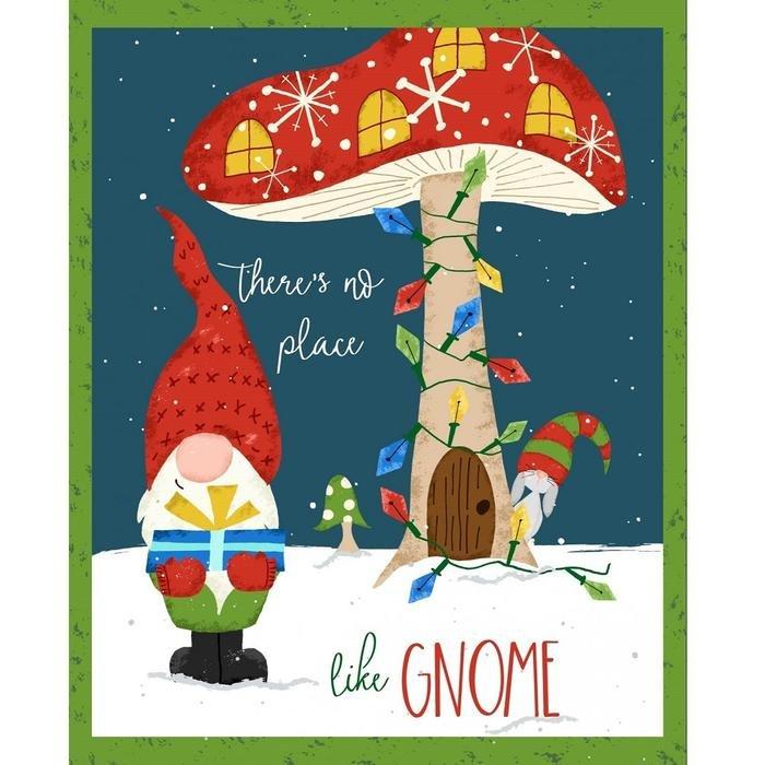 Gnome World 3187-9C Panel