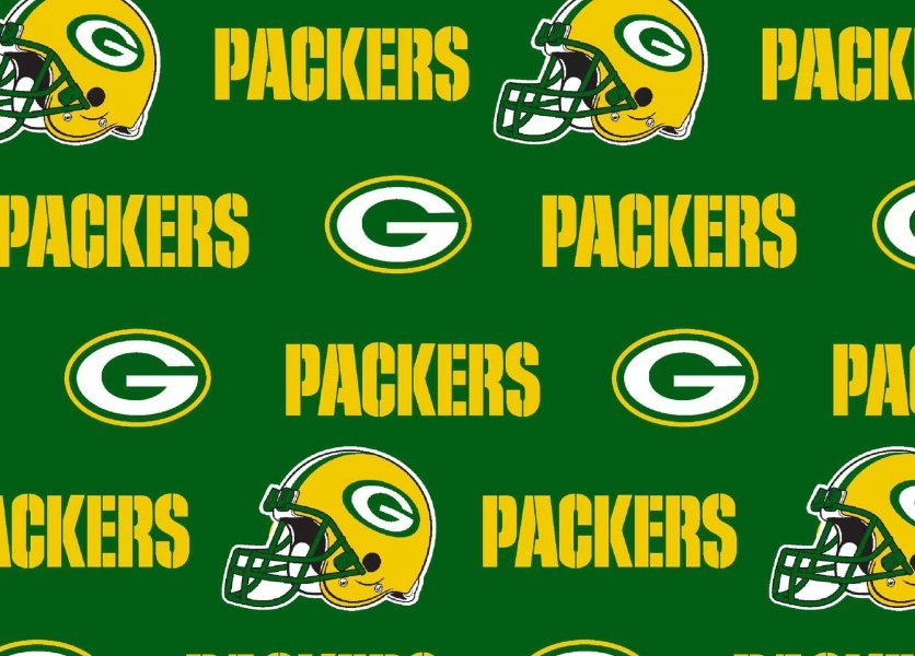 NFL Logo Green Bay Packers 6317 Green