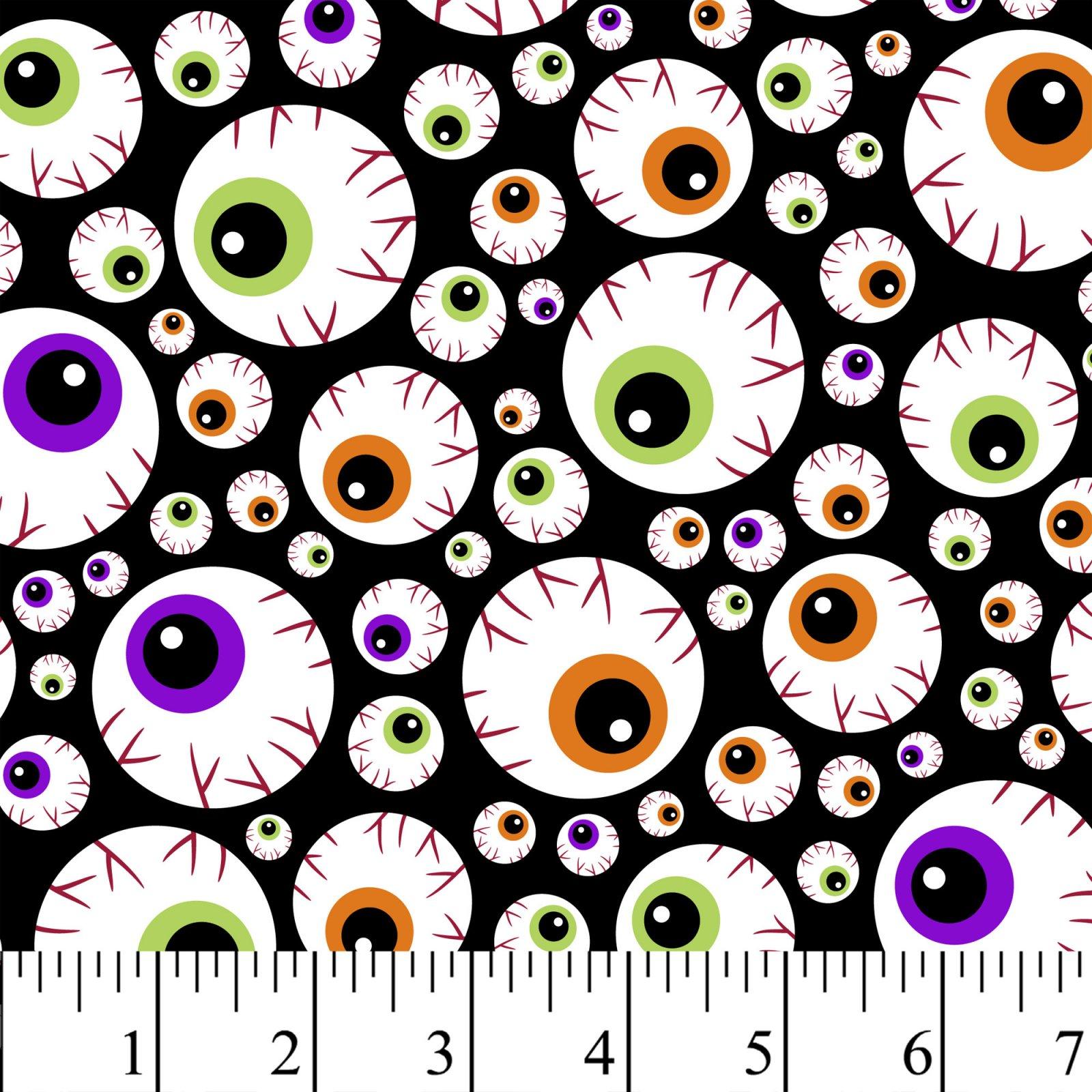 Halloween Eyeballs 4131-9C