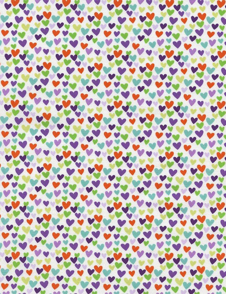 Hearts C3355 Multi