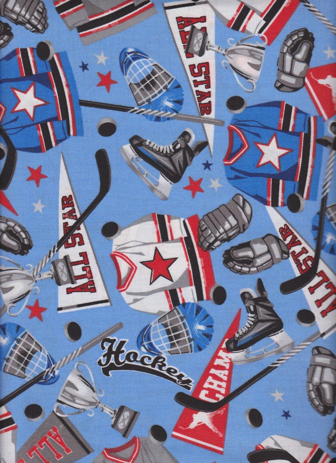 Hockey 91691 Gear Blue