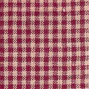 Homespun 1/8 Check Burgundy 1382