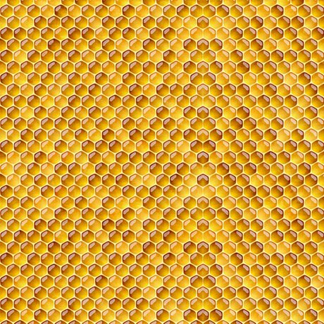 Always Face Sunshine Honeycomb 27849-S Honey