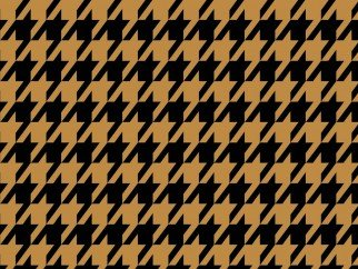 Houndstooth Black and Tan 2141805 1