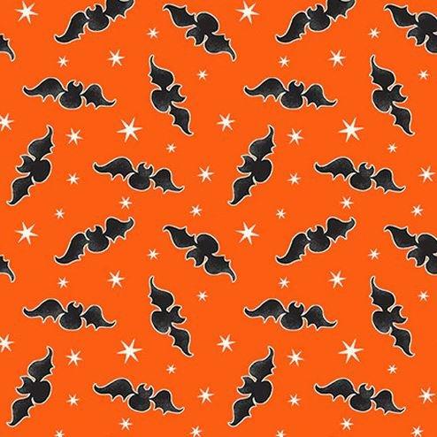 Here We Glow 9537G-39 Bats Orange