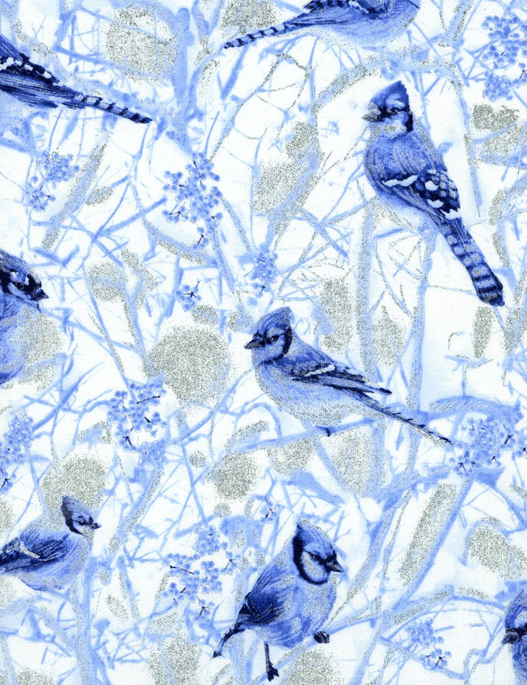 Blue Birds CM1317 Frost
