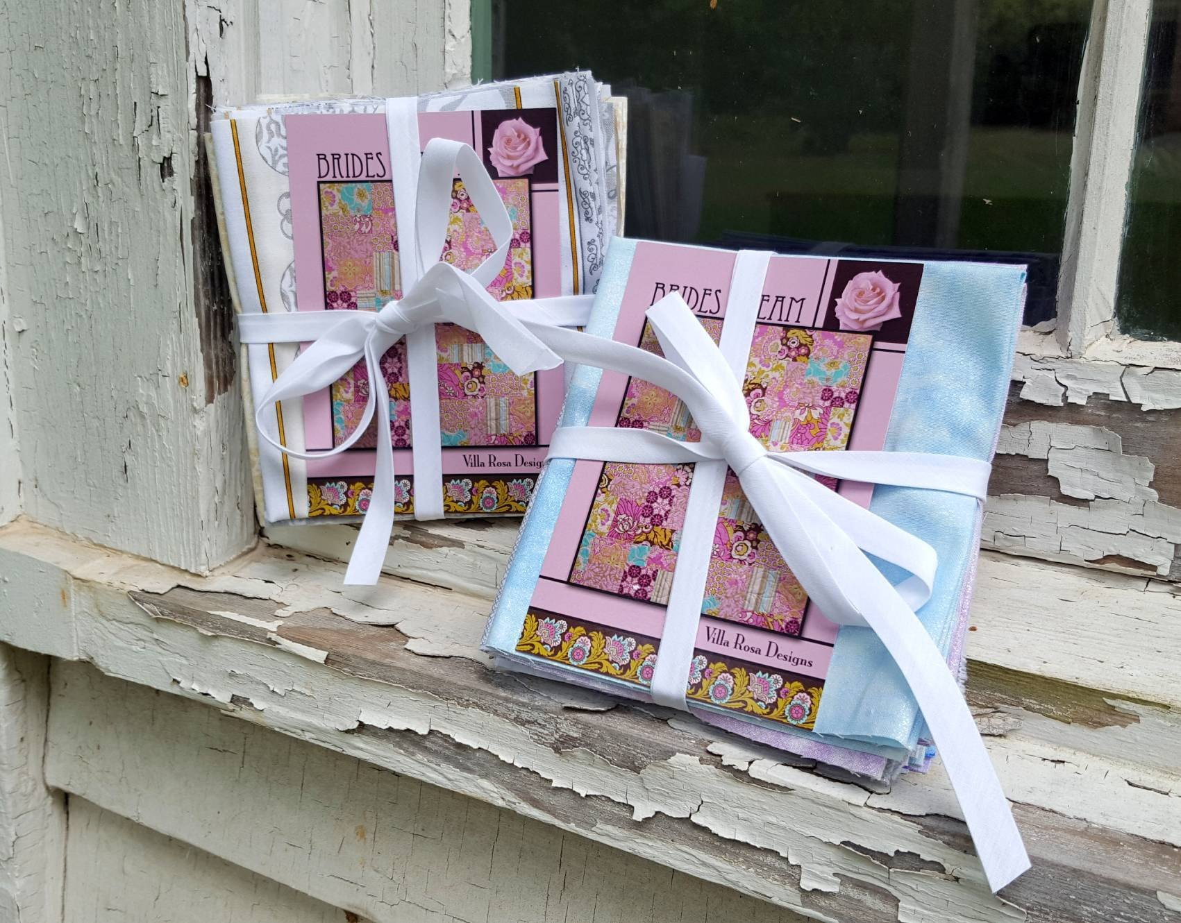 Brides Dream Quilt Kit