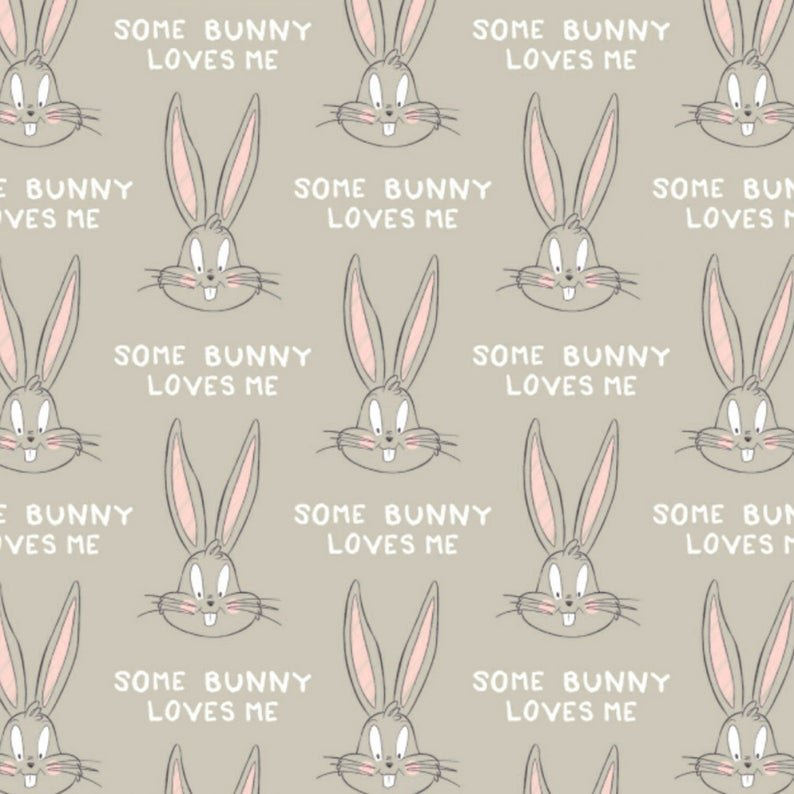 Looney Tunes 23600126-1 Bugs Bunny Taupe