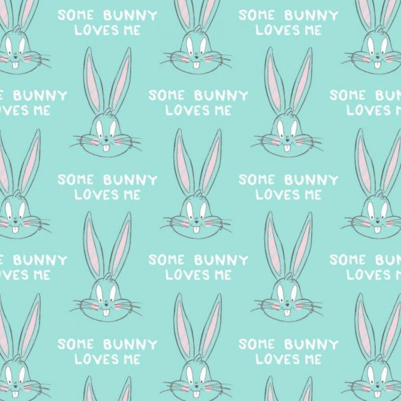 Looney Tunes 23600126-2 Bugs Bunny Blue