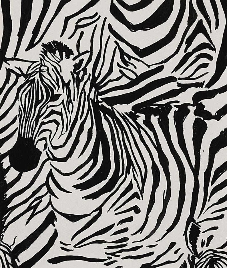 Zendaya Zebras 8798