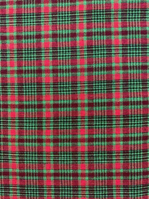 Homespun Christmas Plaid 88887