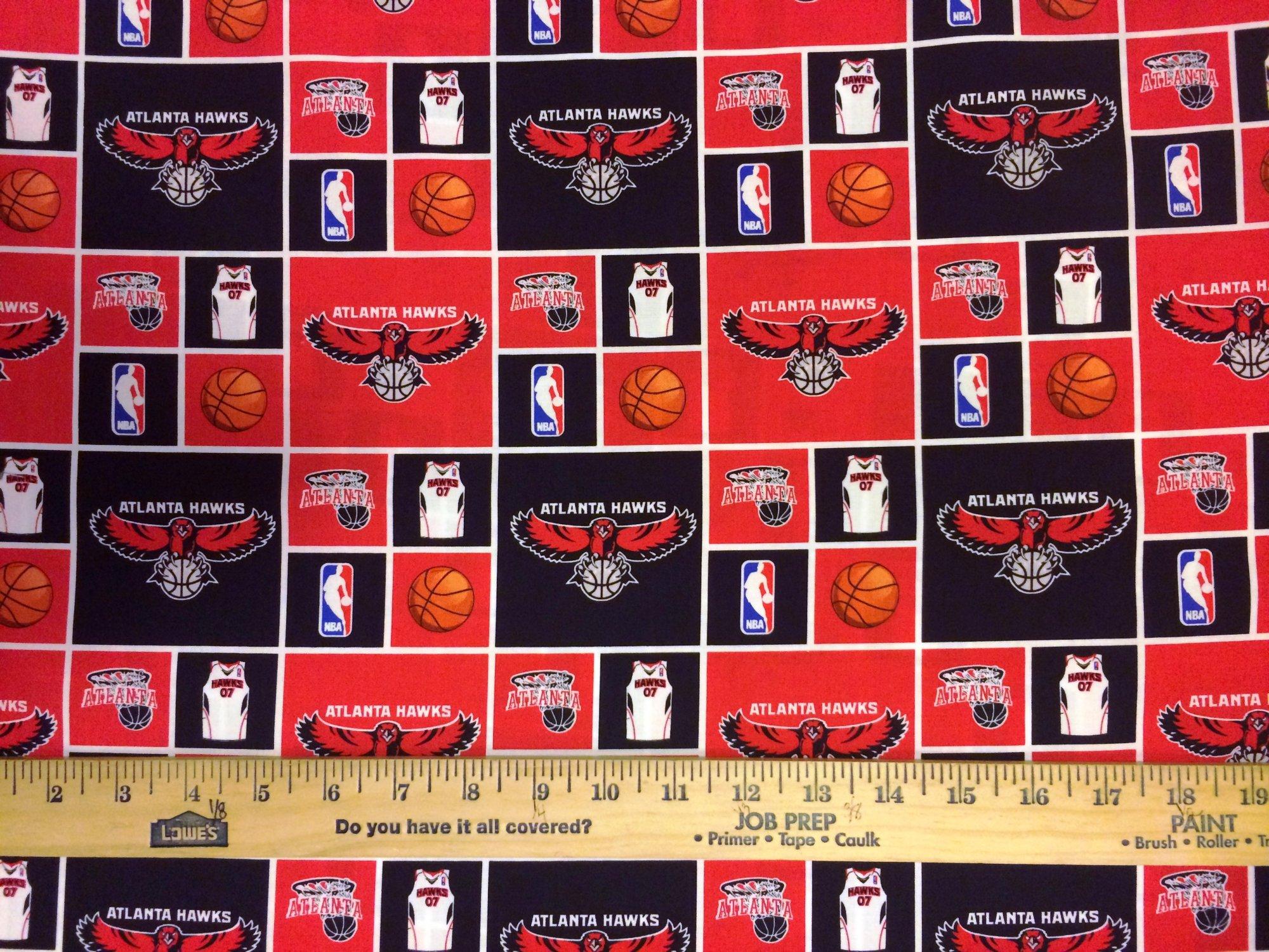 NBA Atlanta Hawks 020 Block