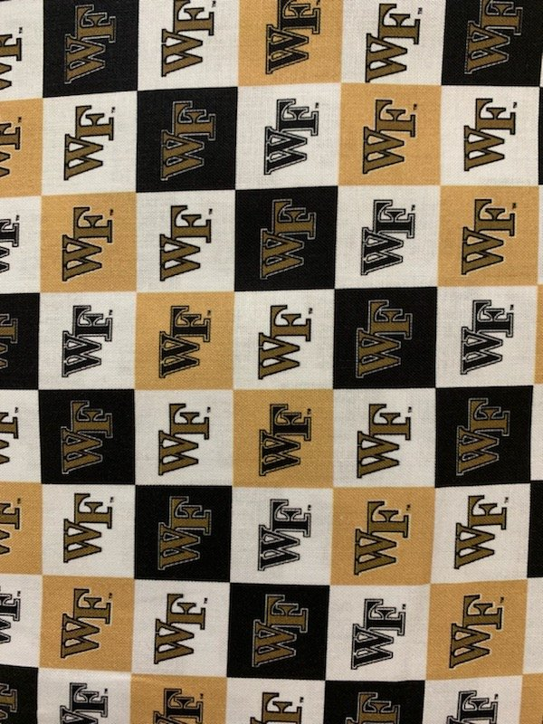 NCAA Wake Forest Demon Deacons 1158 Tiles