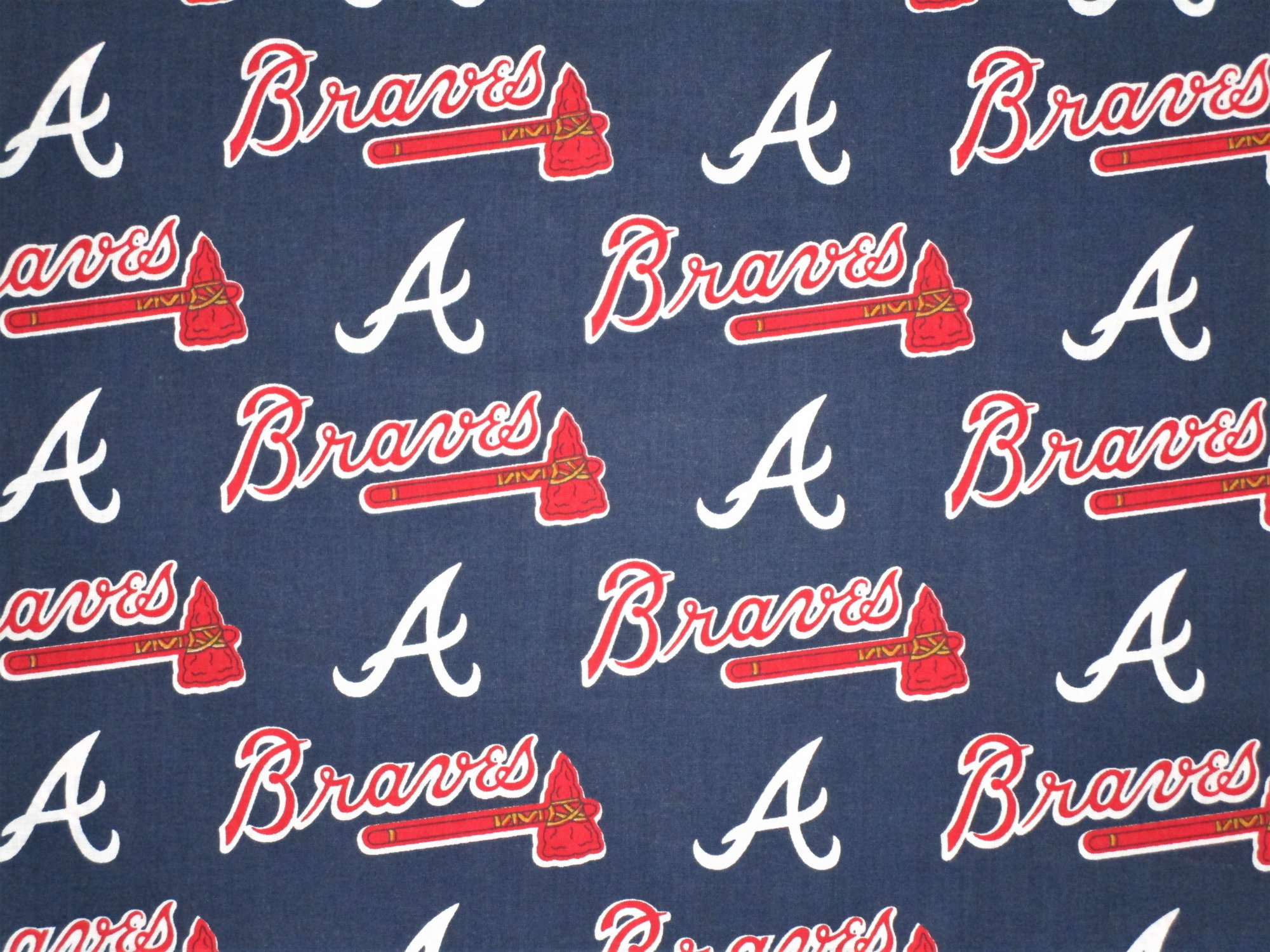 MLB Atlanta Braves 6631B Navy