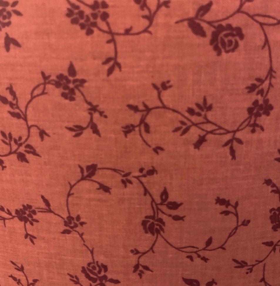 Quilt 108 Backing Floral Vine 42250-103 Mauve