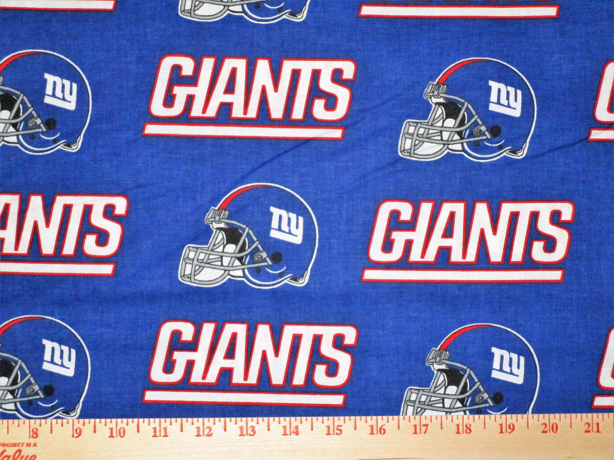 NFL Logo New York Giants 6314 Blue