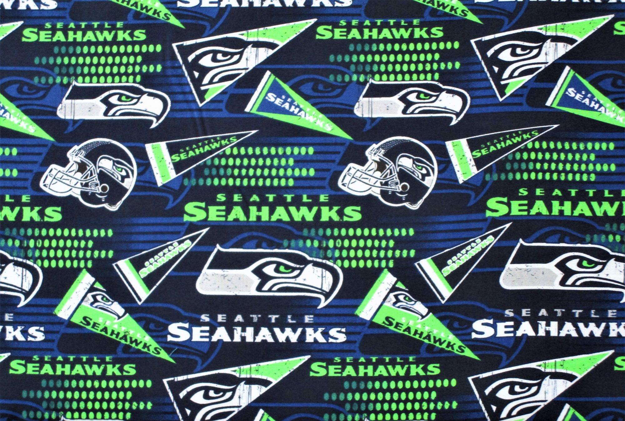 NFL Logo Seattle Seahawks 14449 Pennants