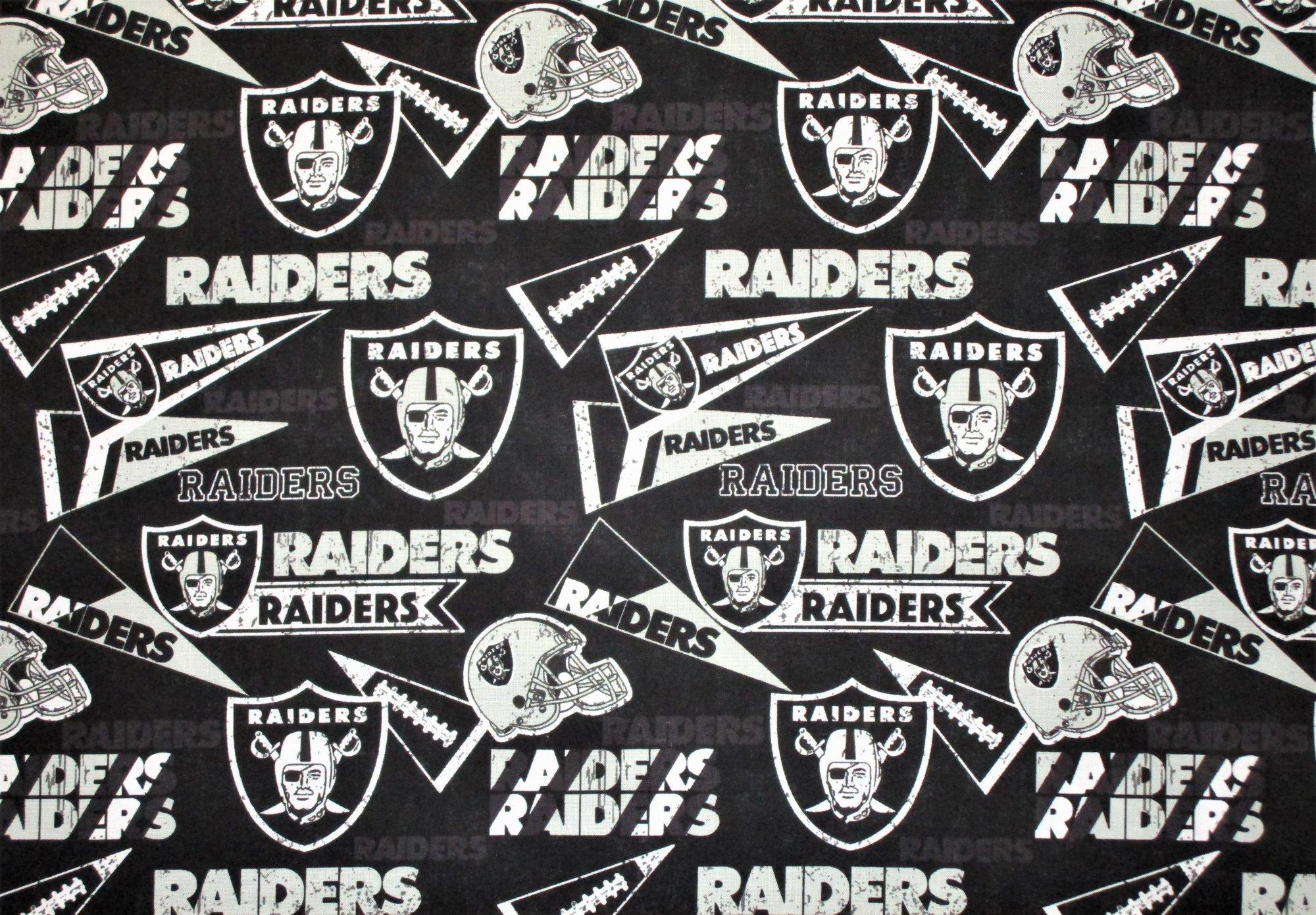 NFL Logo Las Vegas Raiders 14448 Pennants