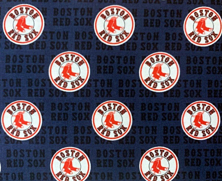 MLB Logo Boston Red Sox 14394 Small Logo
