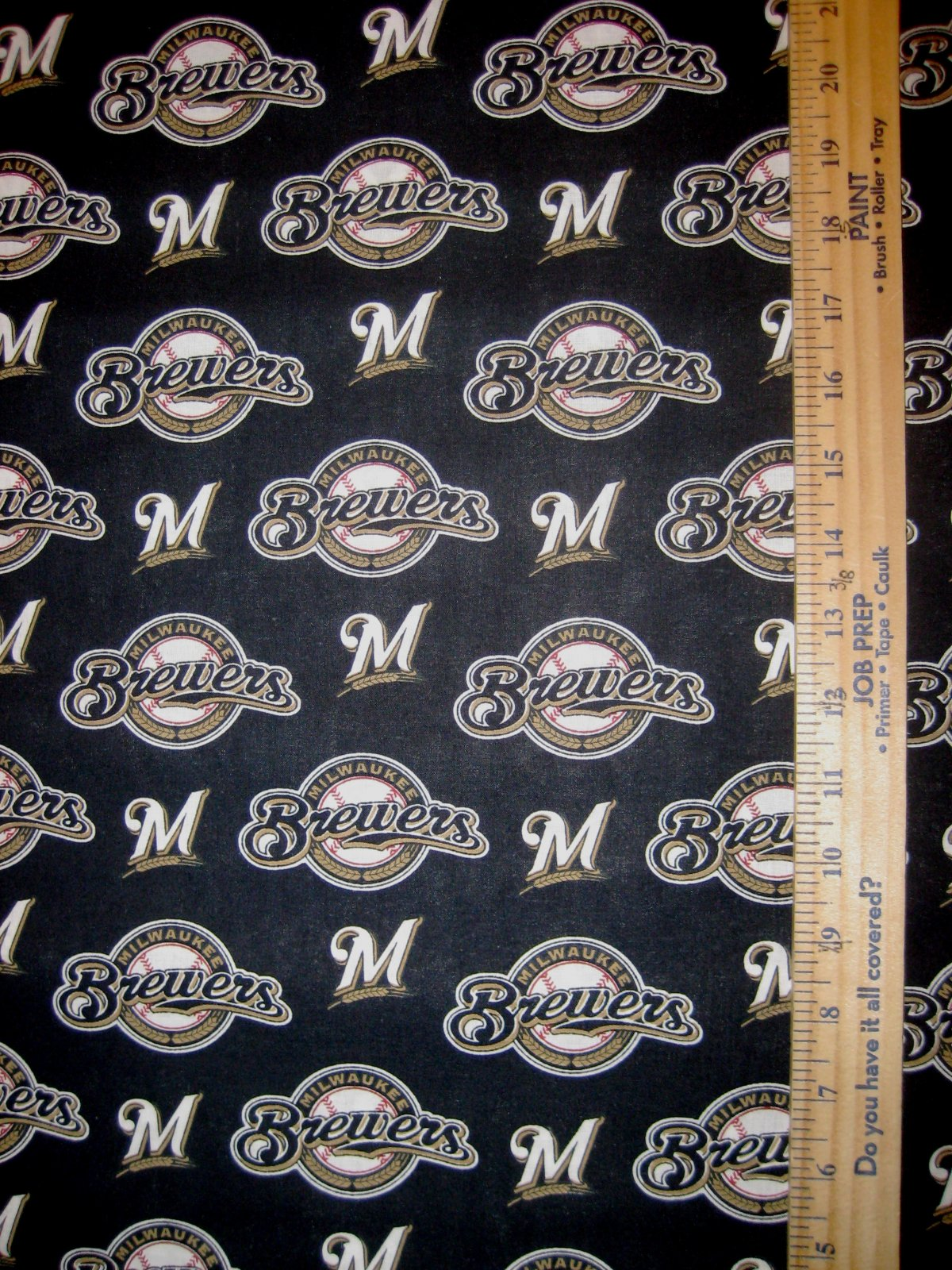MLB Milwaukee Brewers 6643B Navy