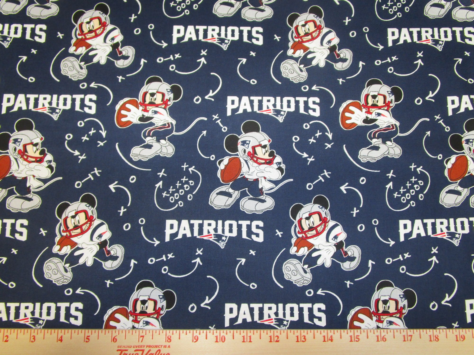 NFL New England Patriots 70189 Mickey