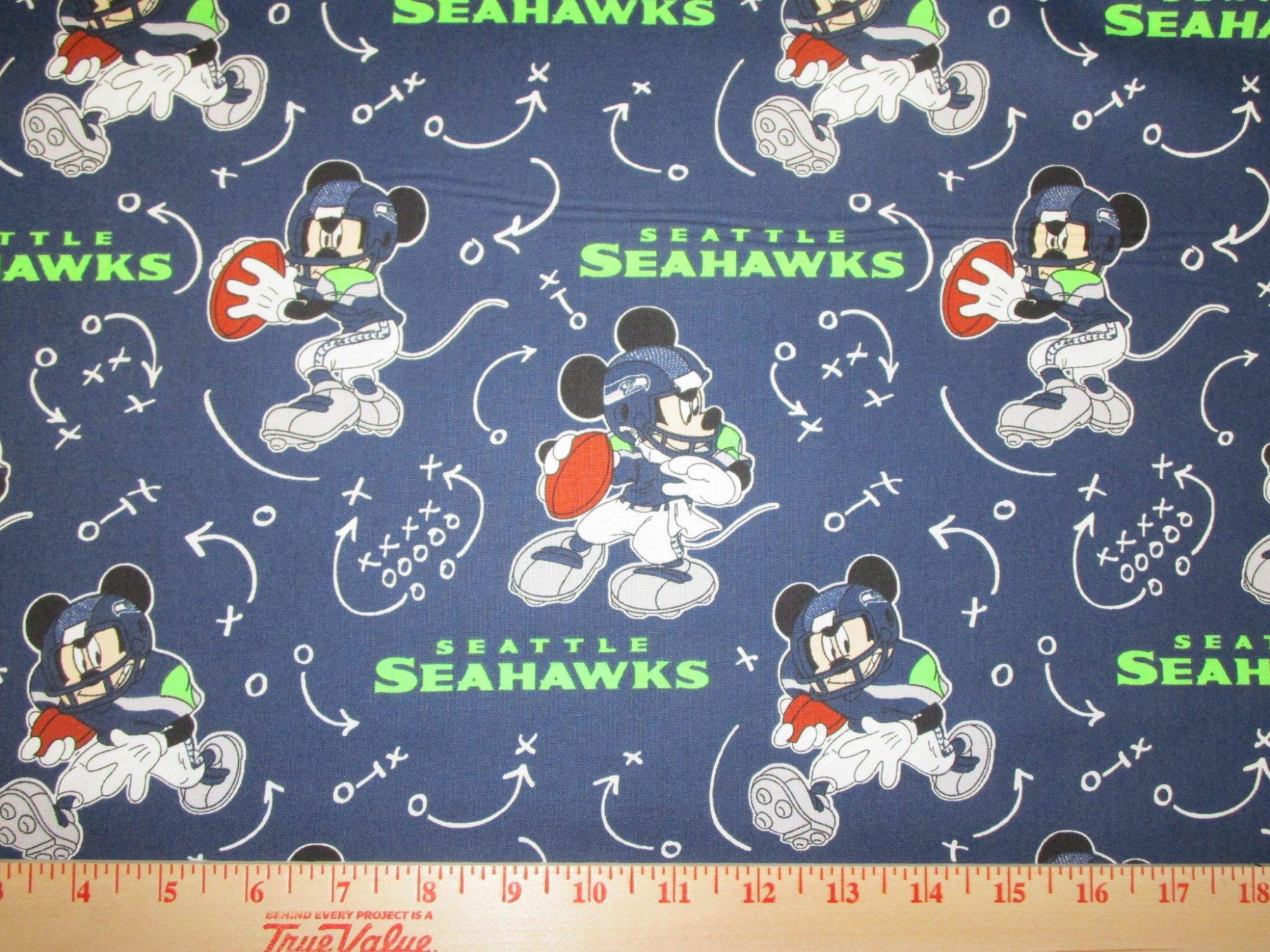 NFL Seattle Seahawks 70199 Mickey