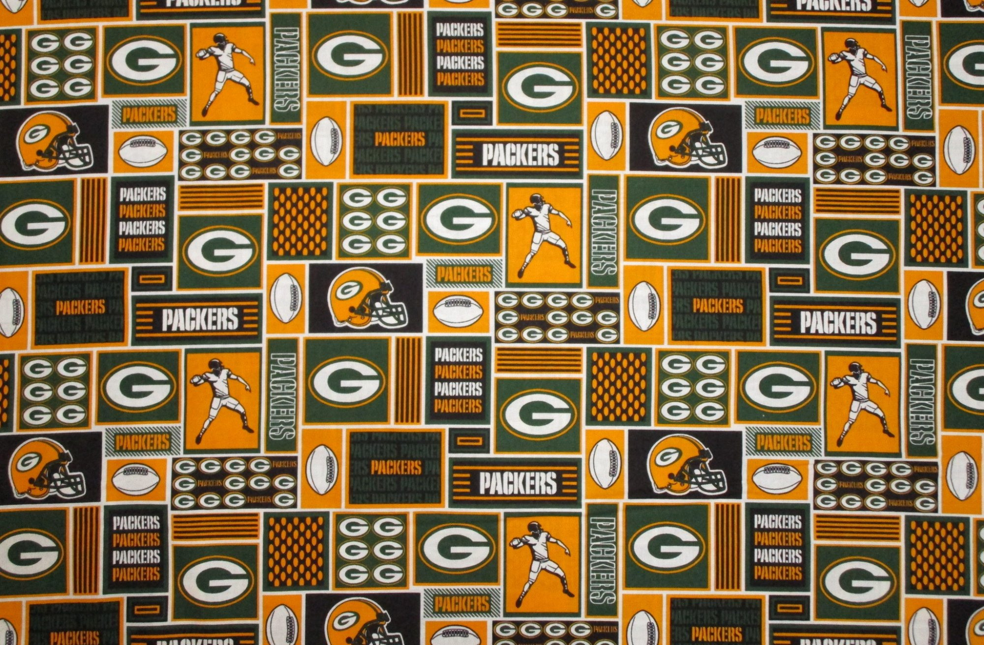 NFL Green Bay Packers 14796 Blocks