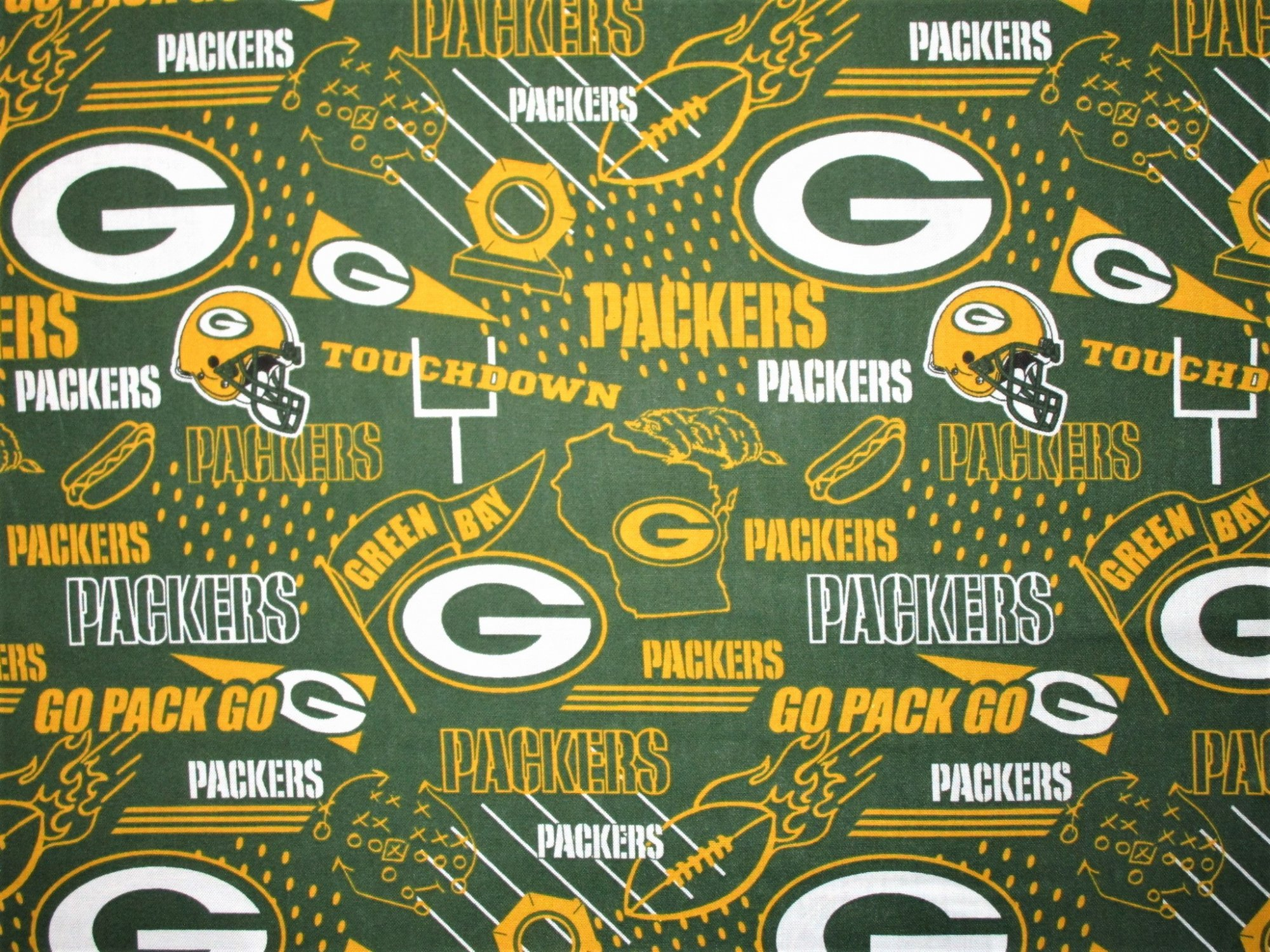 NFL Green Bay Packers 70147 Hometown 45