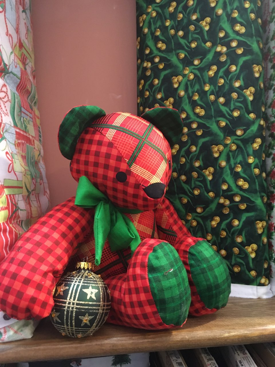 Teddy Bear Sew & Go 26616-R Panel