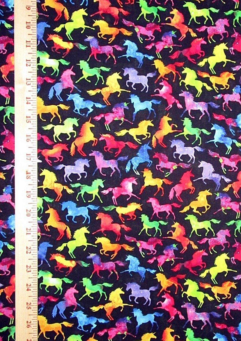 Rainbow Unicorns C6520