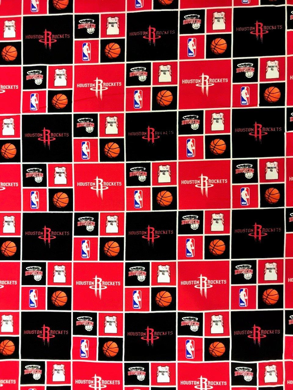 NBA Houston Rockets 020 Red/Black