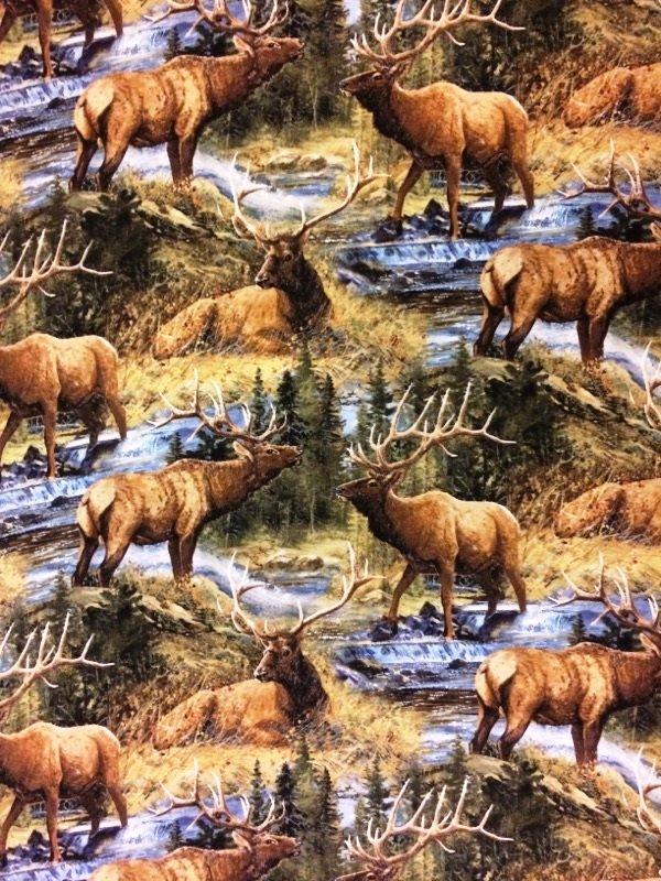 Elk Lazy Afternoon 62430