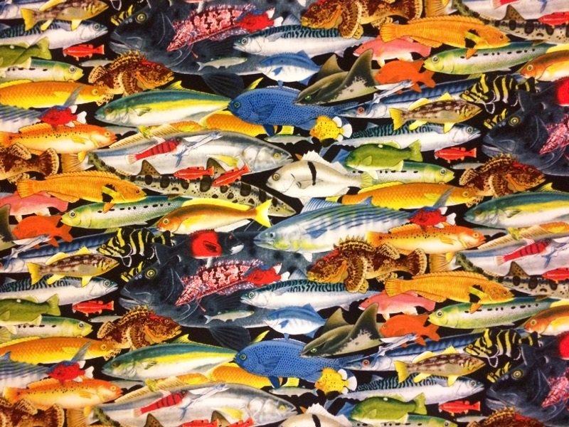 Catalina Island Packed Fish 8201
