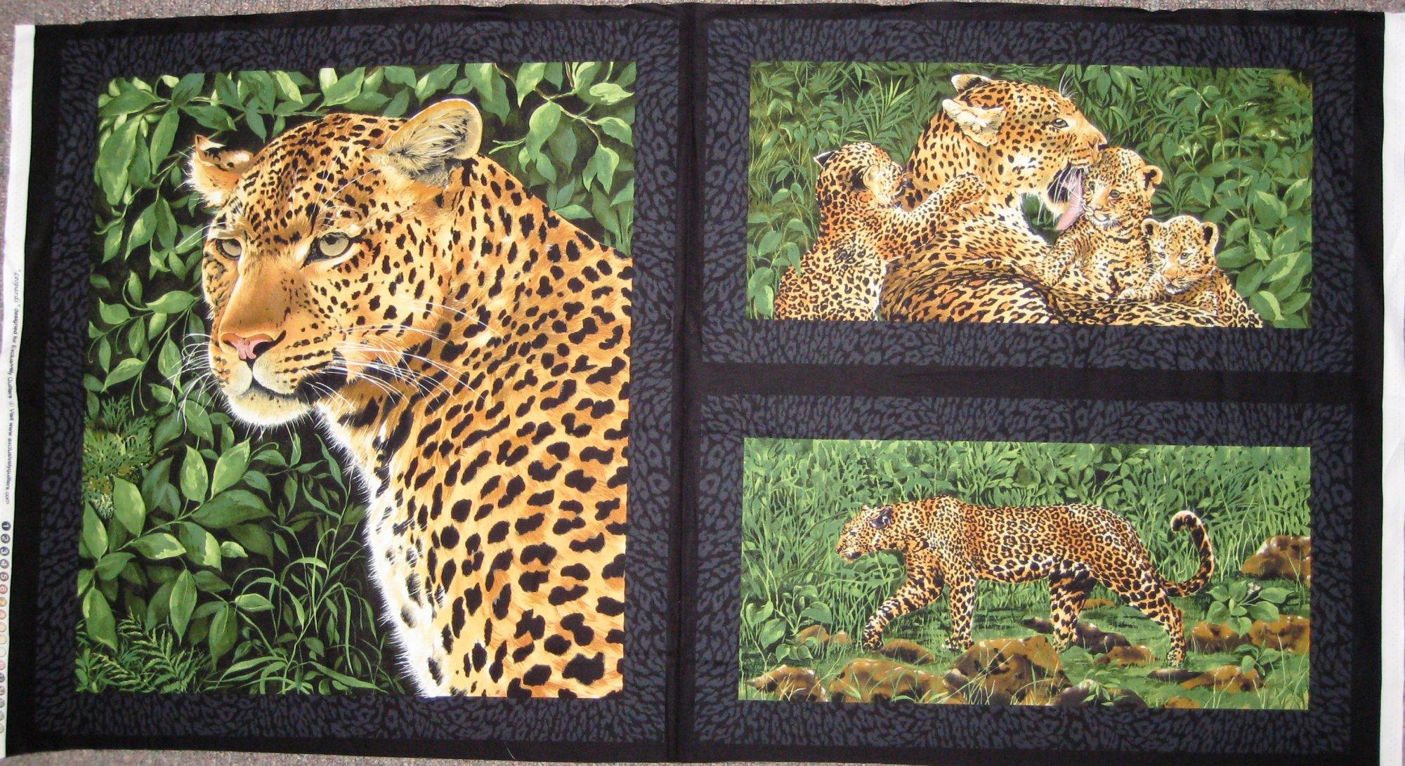 Leopard 8587 24 Panel