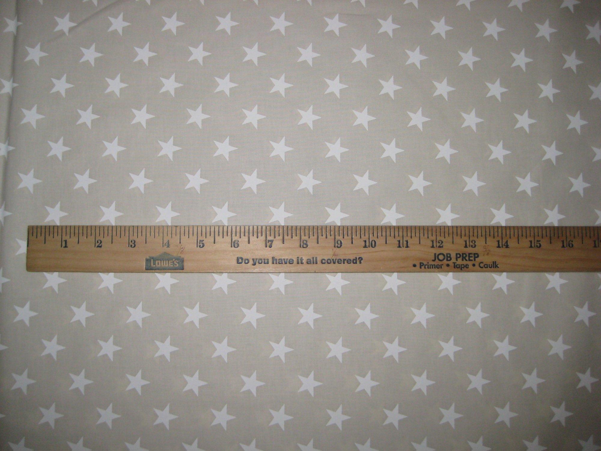Quilt 108 Backing Battleground Stars 49189 W/T