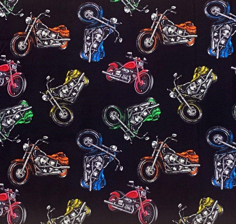 Coast to Coast 3986 Motorcycles Black