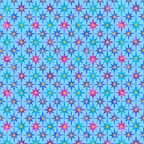 In The Beginning 27675-B Stars Blue
