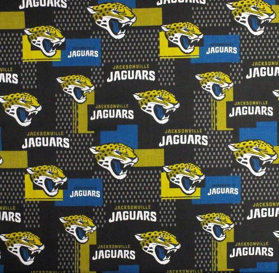 NFL Logo Jacksonville Jaguars 14728 Patch