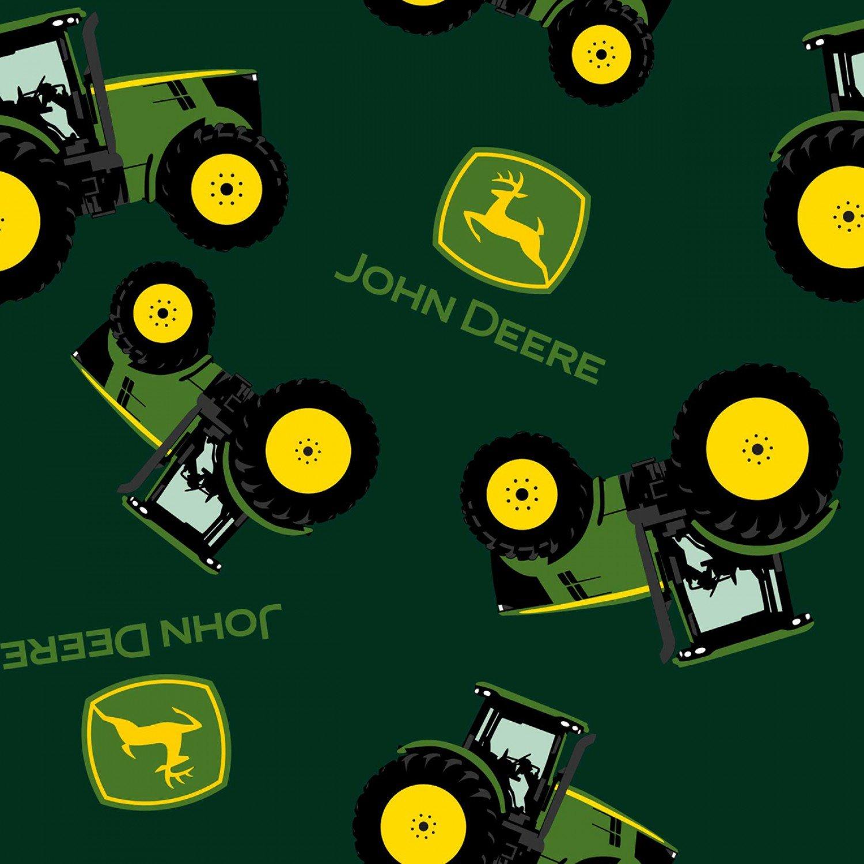John Deere 70219 Tractor Toss Green