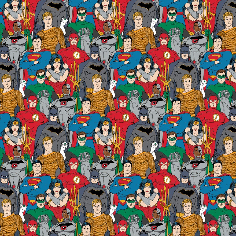 DC Comics 23421206-1 Justice League