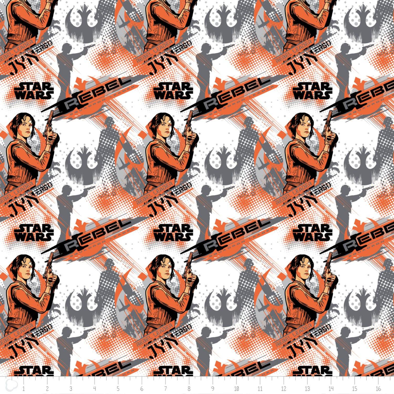 Star Wars Rogue One 7370105-3 ORANGE JYN ERSO