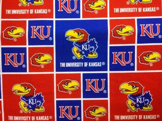 NCAA Kansas Jayhawks 020 Blocks