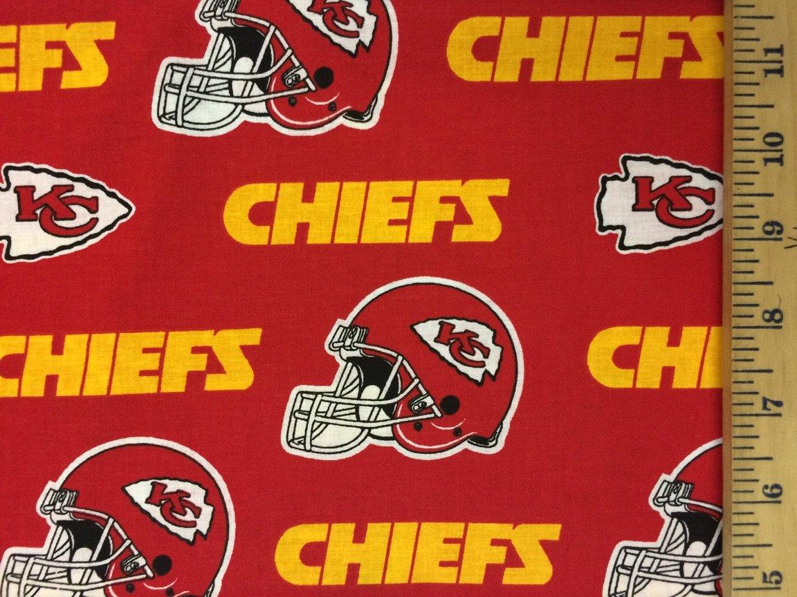 NFL Logo Kansas City Chiefs 6315 Red
