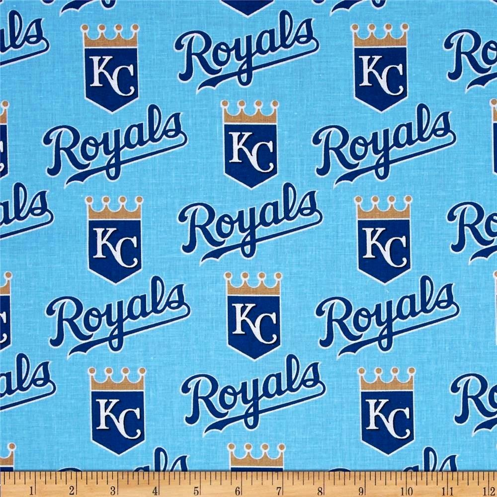 MLB Kansas City Royals 6641B Light Blue