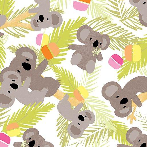 Koala Bears 8681 White